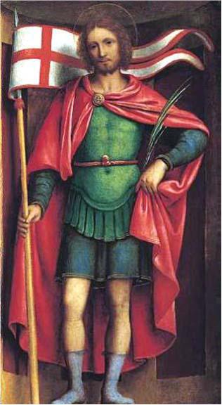 Dipinto di Bernardino Luini, 1525 ca